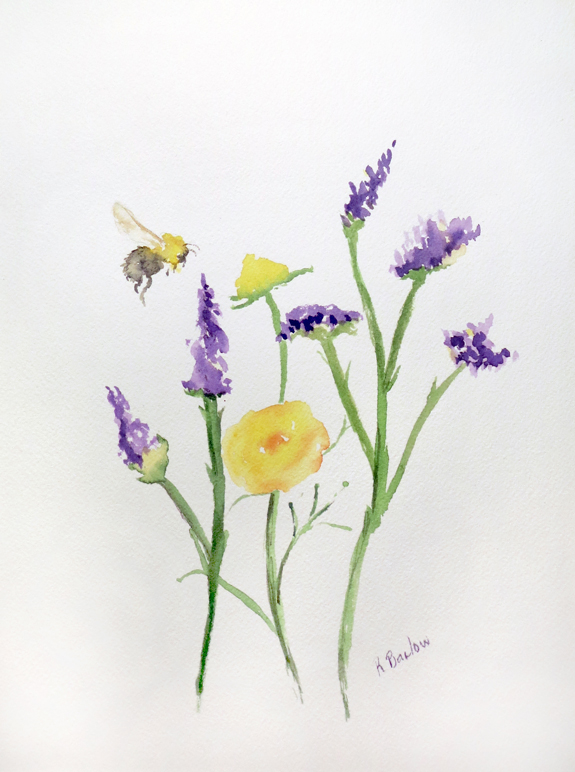 And the Bees