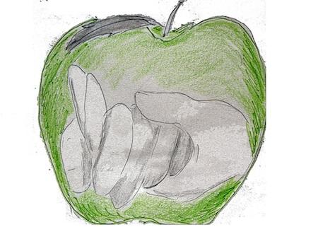 Apple hands copy