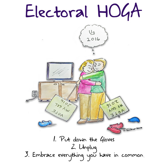 HOGA for Voters