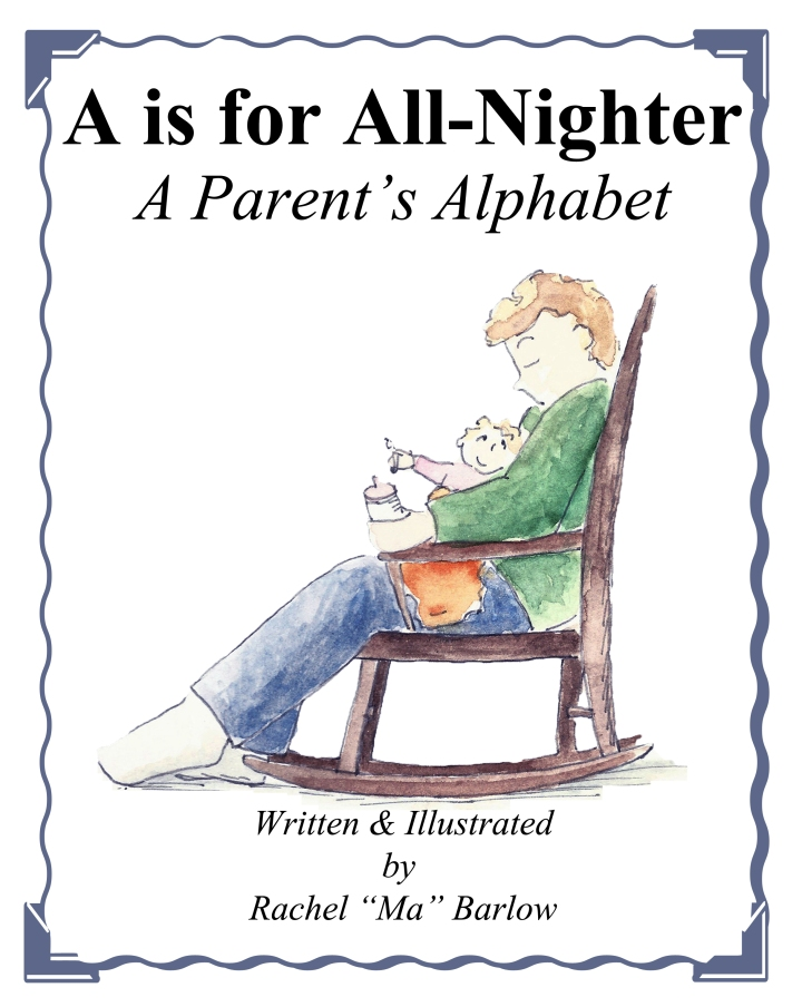 """""""A is for All-Nighter"""" – Kindle Edition Now OnAmazon."""