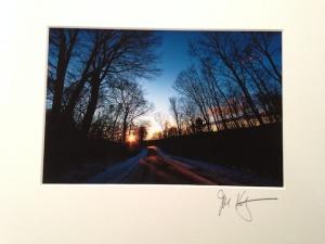 morning road jon katz