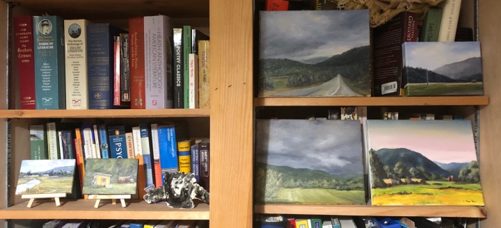 The Etsy Bitsy BookshelfShop