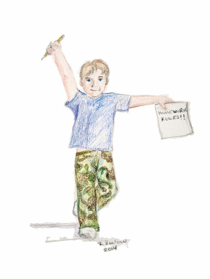 homework dance