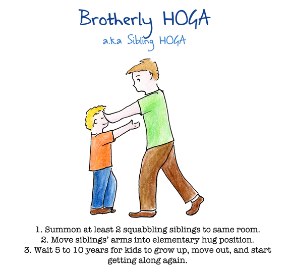 Brotherly HOGA